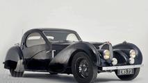 1937 Bugatti Type 57S Sells for $4.4 million at Paris Auction
