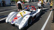 Radical SR8LM Record Setting Nurburgring Run Video