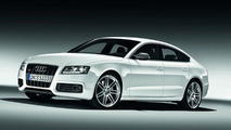 Audi S5 Sportback First Photo Released - Three Debuts in Frankfurt