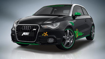 Abt High Voltage tuning program for Audi A1 28.07.2010