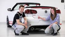 Volkswagen Golf GTI Cabrio for Wörthersee 2013 09.5.2013