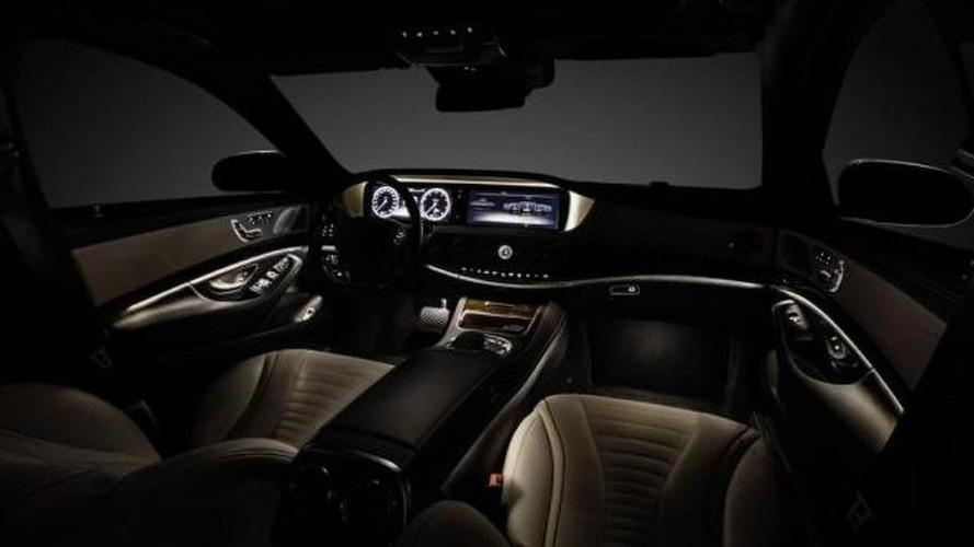 2014 Mercedes-Benz S-Class has 156 buttons and switches inside