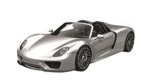 Porsche 918 Spyder production version trademark design illustrations