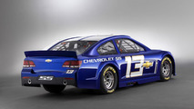 Chevrolet SS race car revealed, previews the road-going model