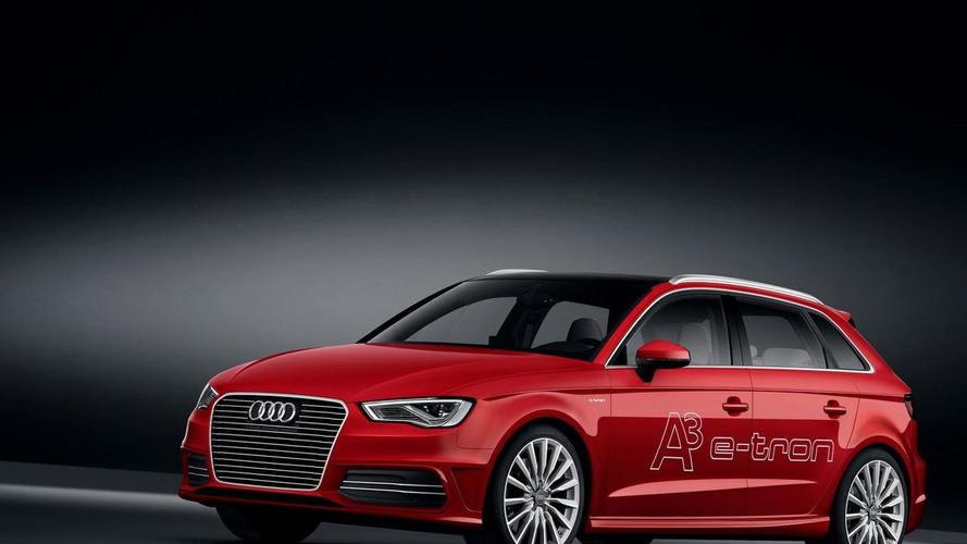 Audi A3 e-tron plug-in hybrid revealed ahead of Geneva Motor Show
