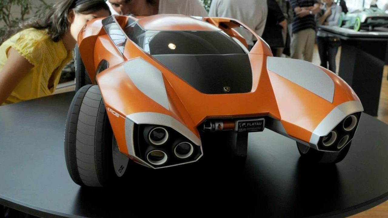 Florian Flatau, Lamborghini