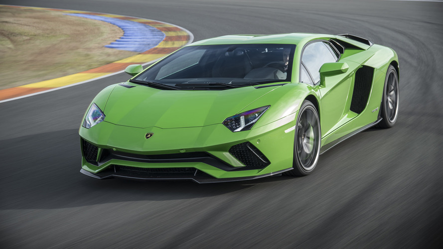 2017 Lamborghini Aventador S First Drive Learning To Love A Single Letter