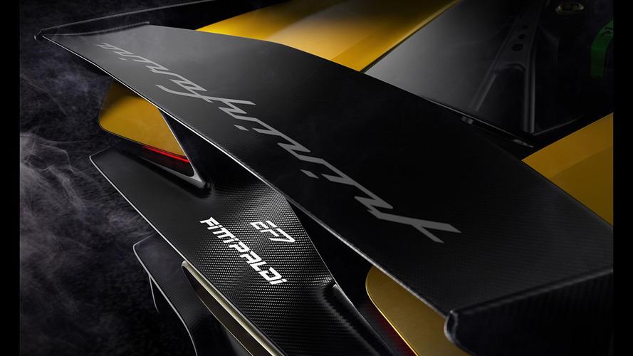 Supercarro Fittipaldi EF7 tem mais detalhes revelados em teaser