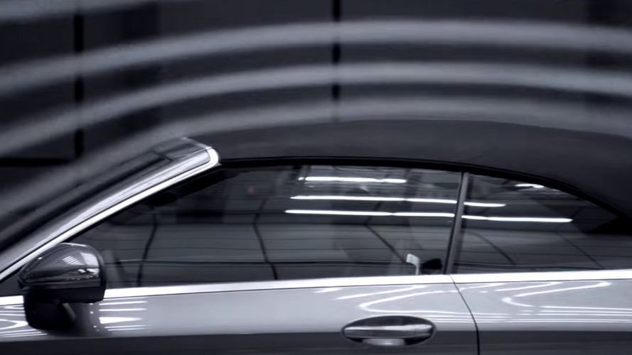Mercedes C Class Cabriolet returns in video teaser