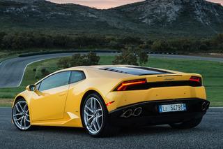 Lamborghini Huracan Might Get Rear-Wheel Drive Option