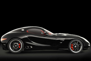 Diesel Supercar Has 190-MPH Top Speed, 2,000-Miles Per Tank