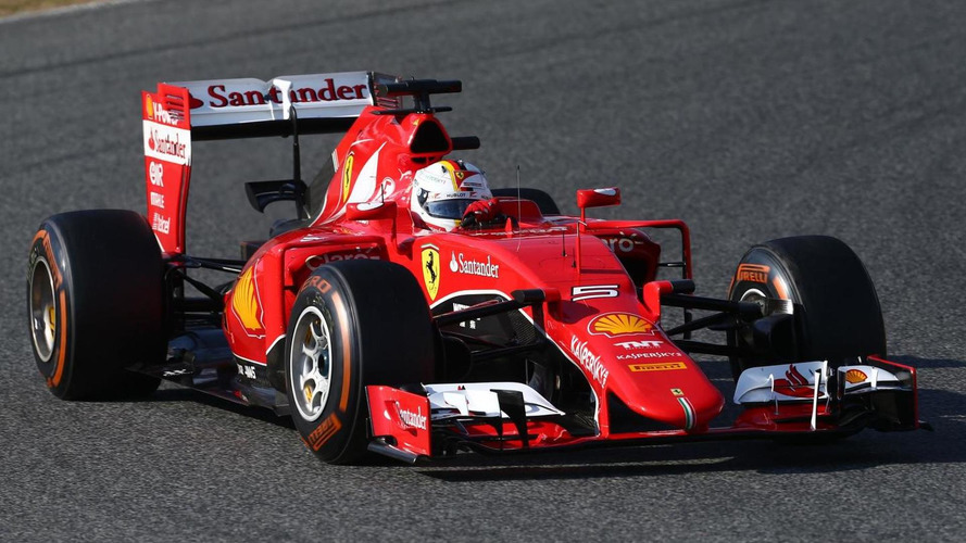 Ferrari takes 'conservative' engine to Aus - report