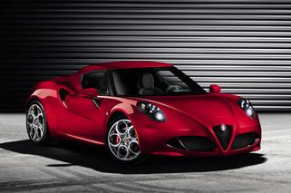 Alfa Romeo 4C Unveiled, Coming Stateside!