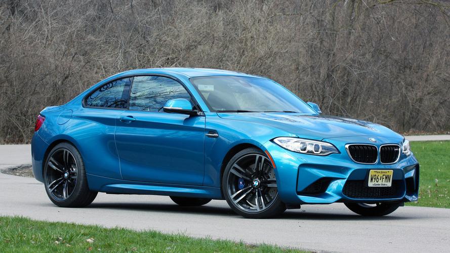 First Drive: 2016 BMW M2