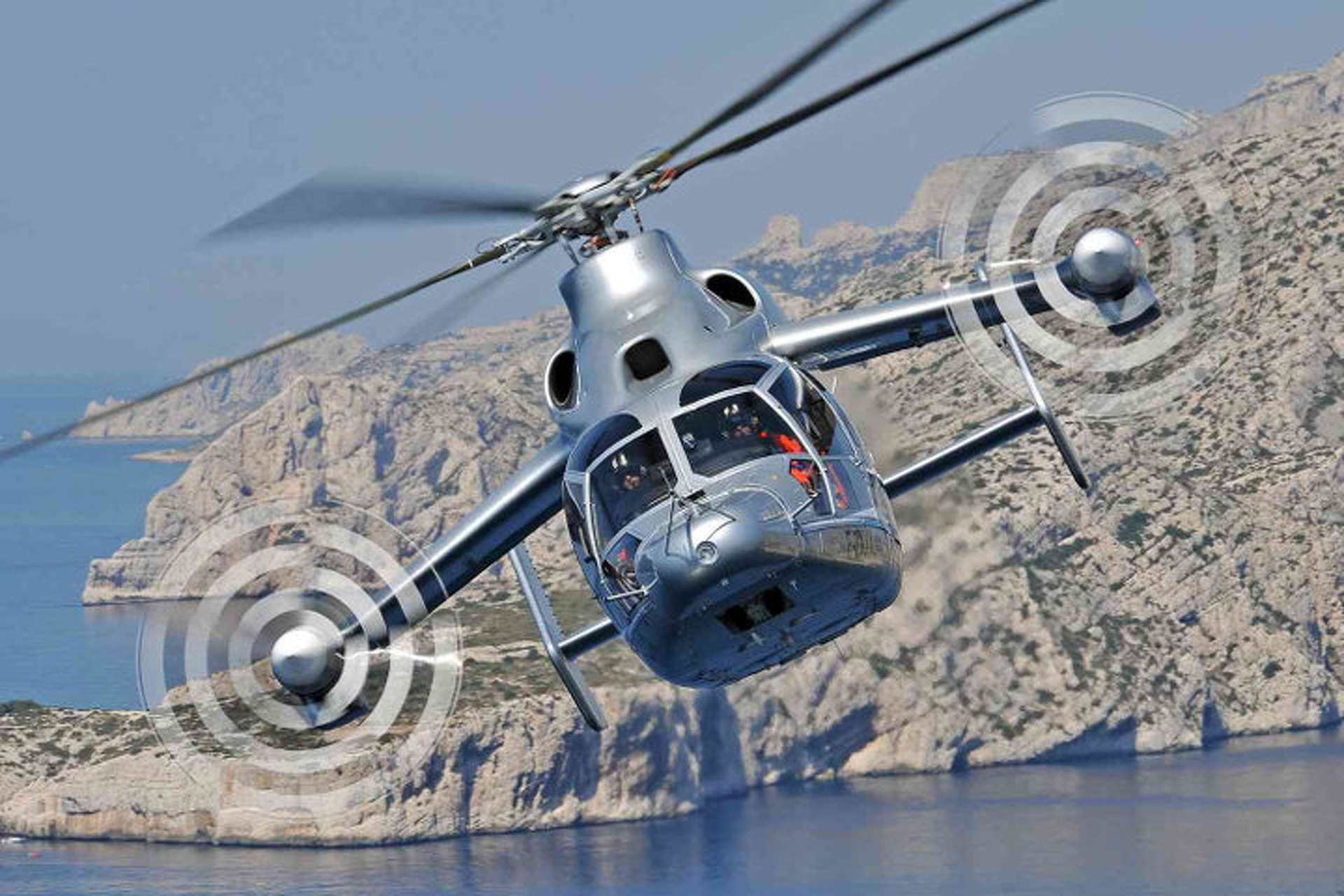 Airbus X3 Poised to Change the Helicopter Industry [Video]