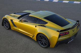 2015 Corvette Z06 is the Most Powerful Chevy Ever