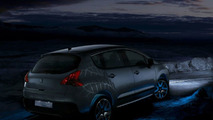 Peugeot Prologue Concept Debuts New Hybrid Technology in Paris
