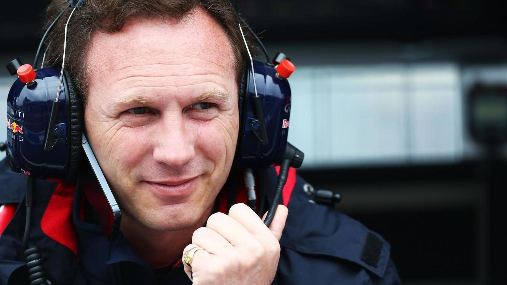 Raikkonen, not Button, a Red Bull 'option' - Horner