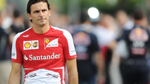 Ferrari's de la Rosa admits 2014 car 'ugly' rumours