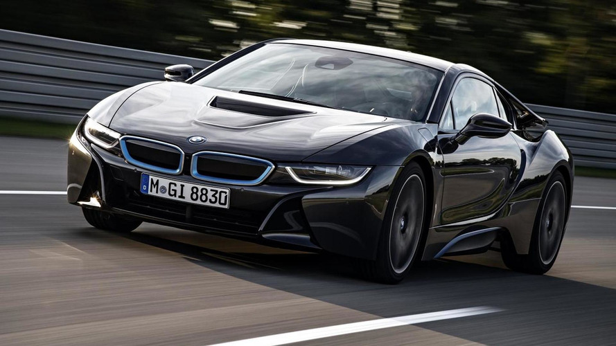 BMW M officially rules out hotter i8