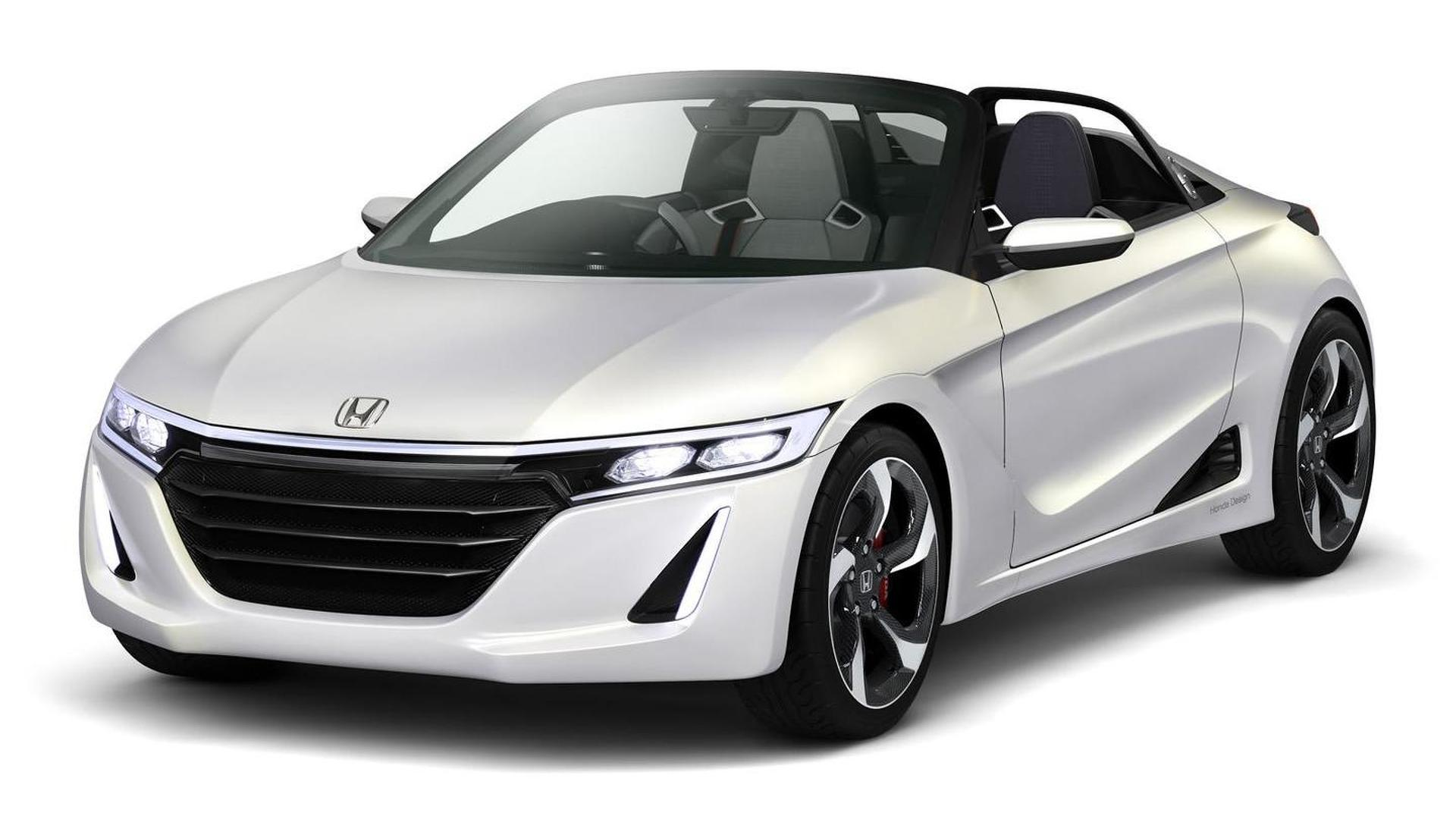 Honda S660 concept previewed ahead of Tokyo debut