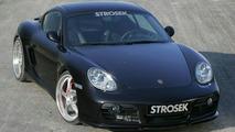 Porsche Cayman S by Strosek