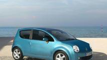 All-New Renault Twingo Spy Photos