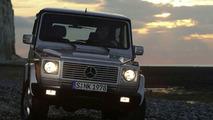 Mercedes G-Klasse Stationwagon short-wheelbase
