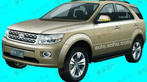 Chinese automakers strike again with Land Rover Freelander knock-off