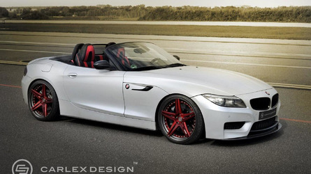 Carlex Design freshens up the BMW Z4