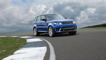 Range Rover Sport SVR tackles wet Silverstone in new promo [video]