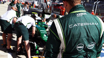 Caterham staff locked out of Leafield factory