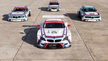 2015 BMW Z4 GTLM with 3.0 CSL-inspired livery