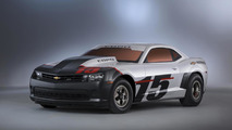 2015 Chevrolet COPO Camaro goes official at SEMA