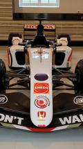 2004 BAR Honda Formula One car used by Jenson Button