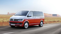 Volkswagen T6 officially unveiled