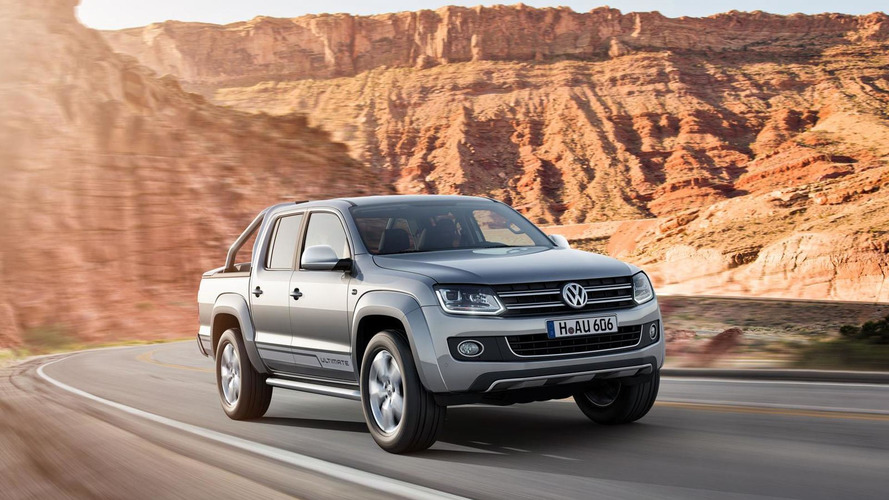 VW Amarok facelift slated for mid-2016