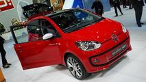 Volkswagen Swiss Up concept live in Geneva 06.03.2012