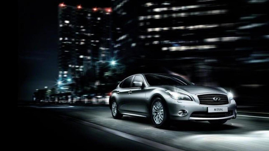 Infiniti Q70 & QX80 facelifts to debut in New York