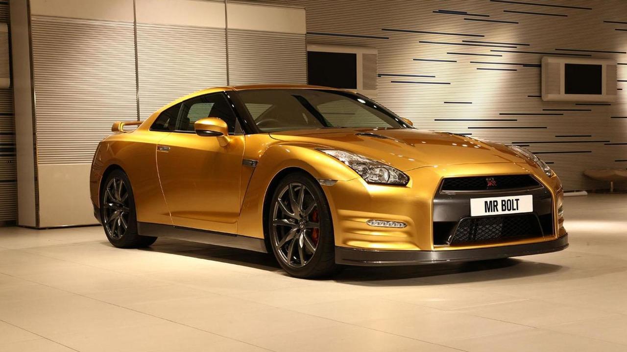 Nissan GT-R Bolt Edition 11.10.2012