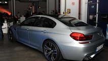 BMW M6 GranCoupe leaked photo 08.11.2012