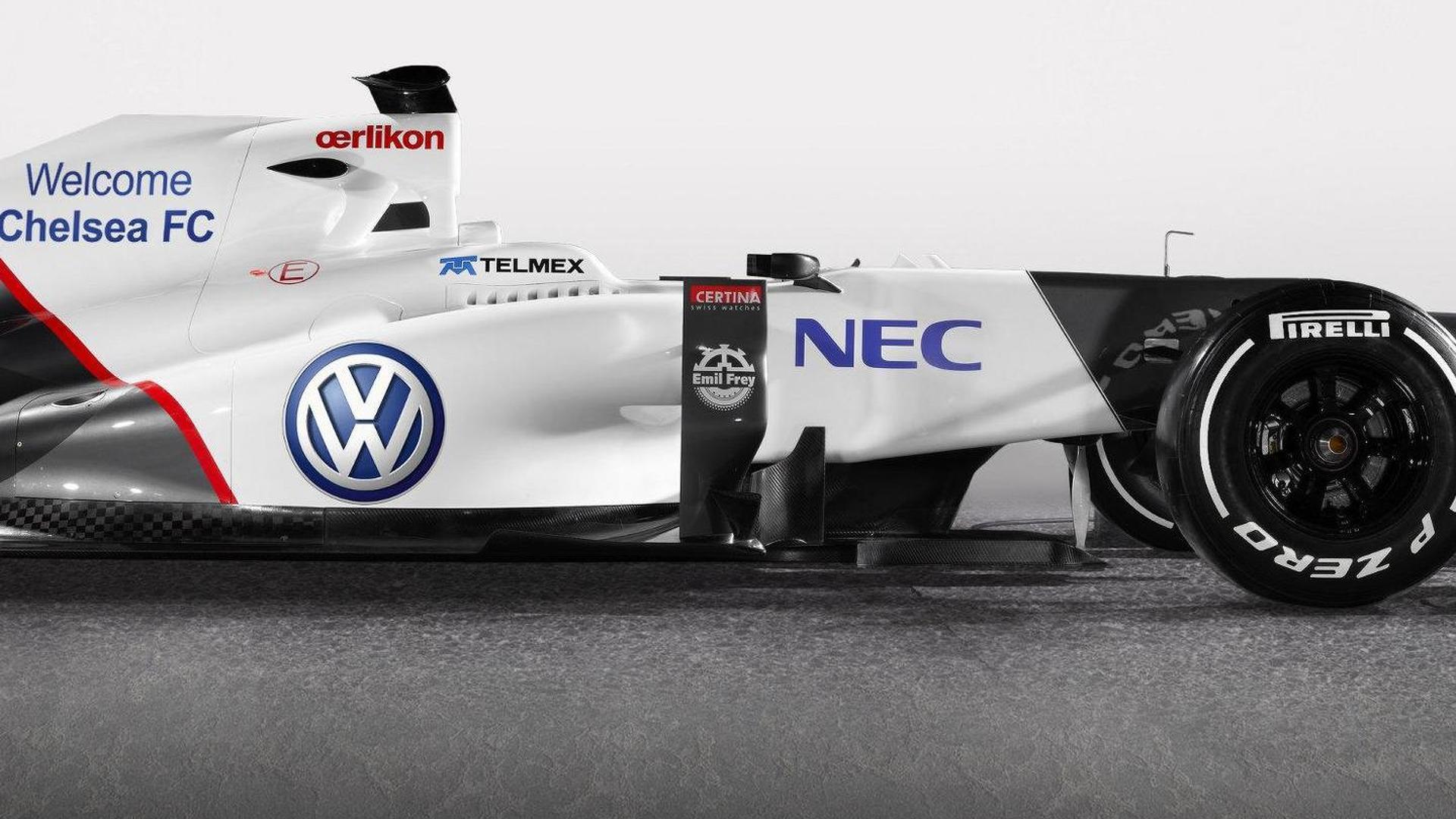 Sauber fuels rumours of Volkswagen tie-up