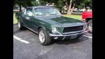 Ford Mustang Bullitt Fastback
