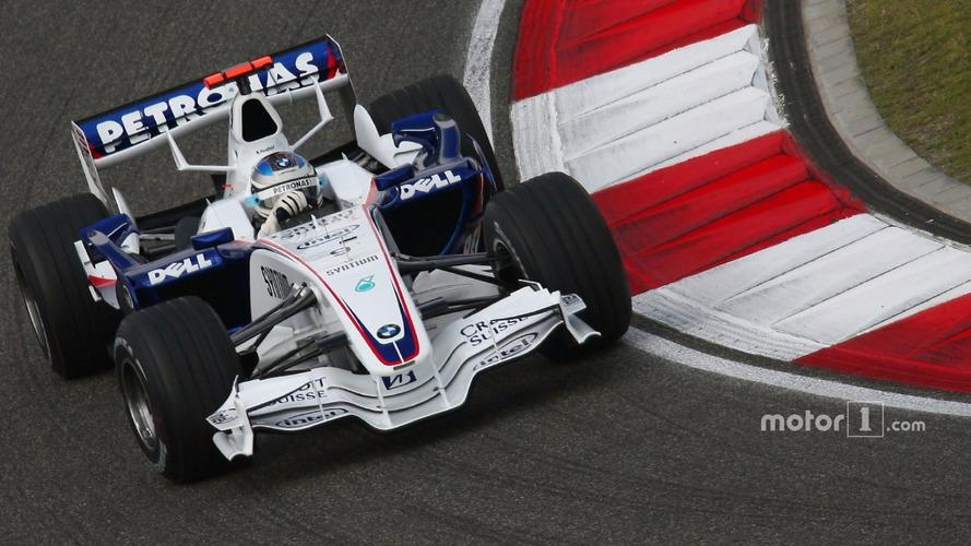 BMW says no plans to return to Formula 1