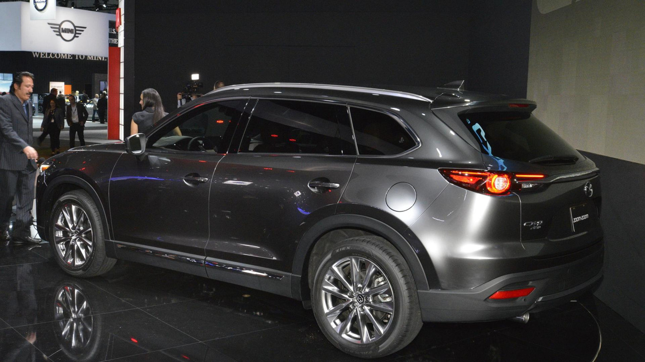 mazda cx 9 could come to europe needs diesel. Black Bedroom Furniture Sets. Home Design Ideas