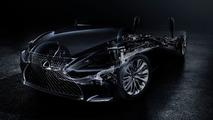 Next Lexus LS will debut at 2017 Detroit Auto Show