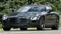 Mercedes SLC Spy Video