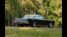 Lincoln Continental Bubbletop Kennedy Limousine