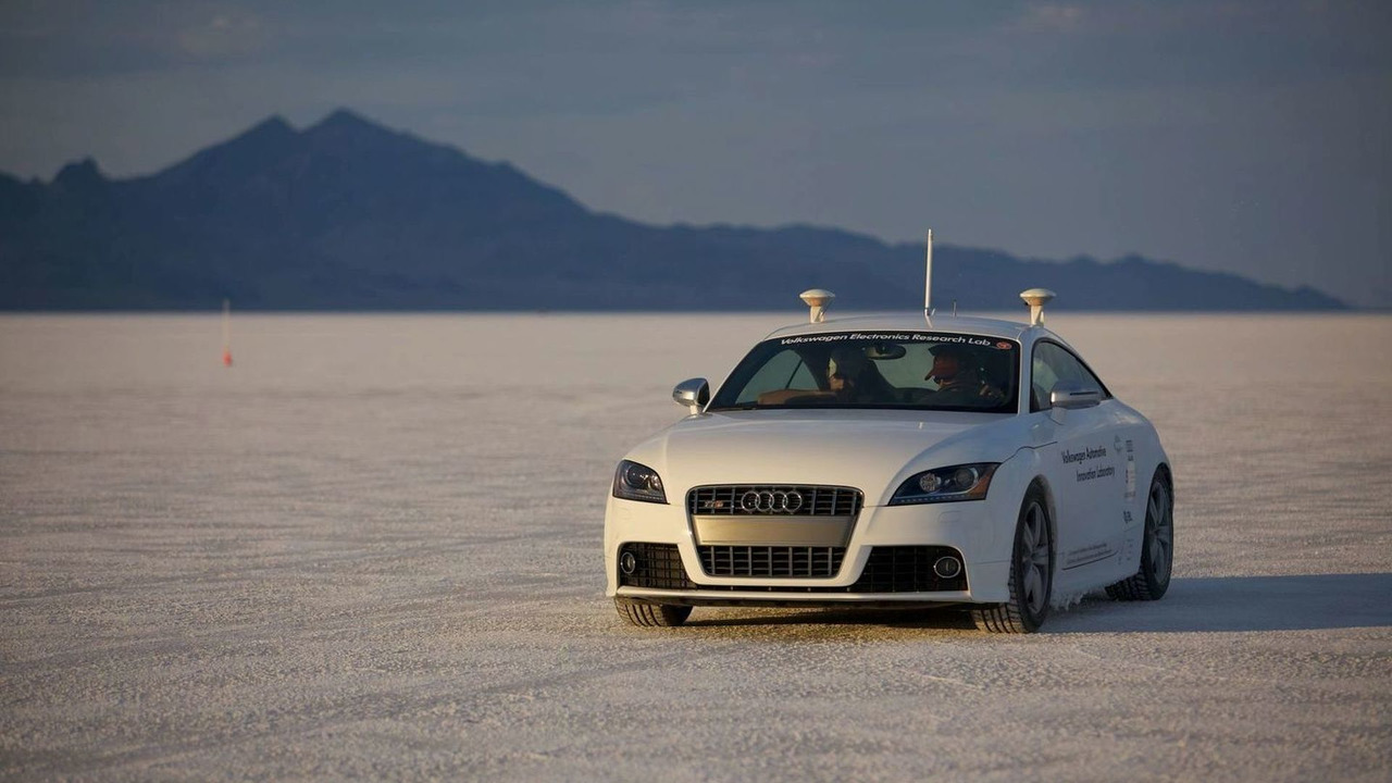 Audi Pikes Peak TTS Shelley