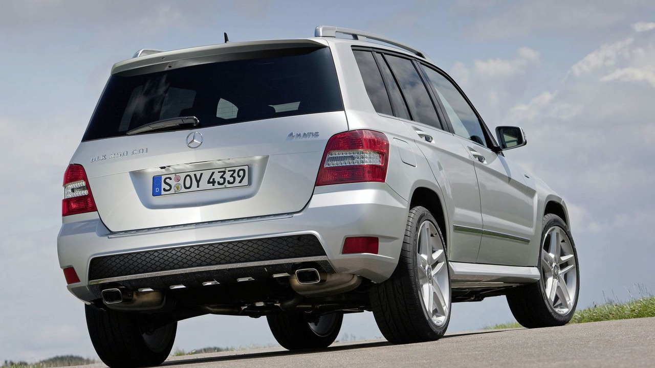 Mercedes-Benz GLK 250 CDI 4MATIC BlueEFFICIENCY